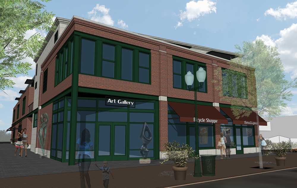 GRANDVIEW AVENUE MIXED USE