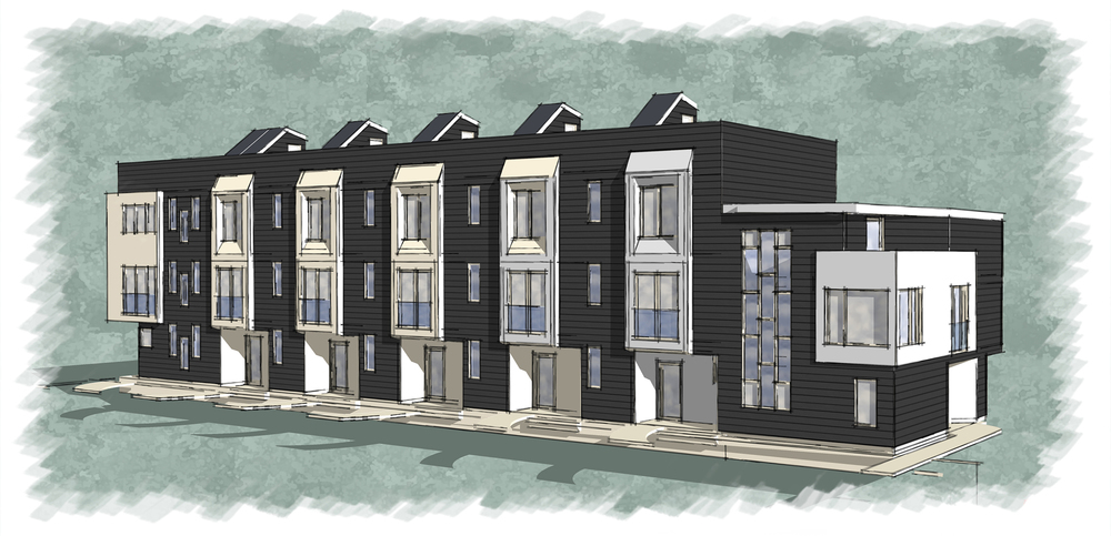 WOLFF STREET TOWNHOMES