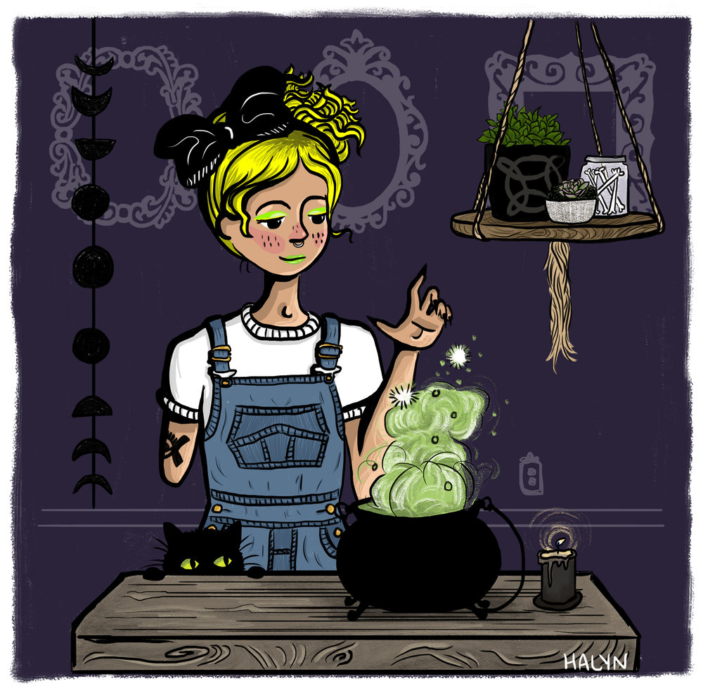 Witches Brew  Personal