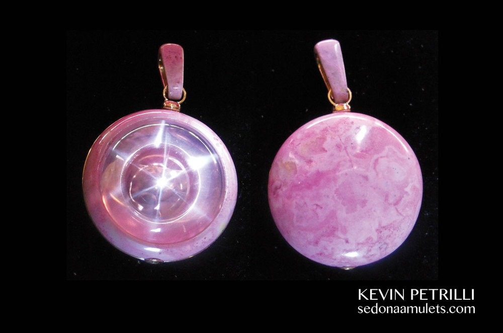 Star Rose Quartz