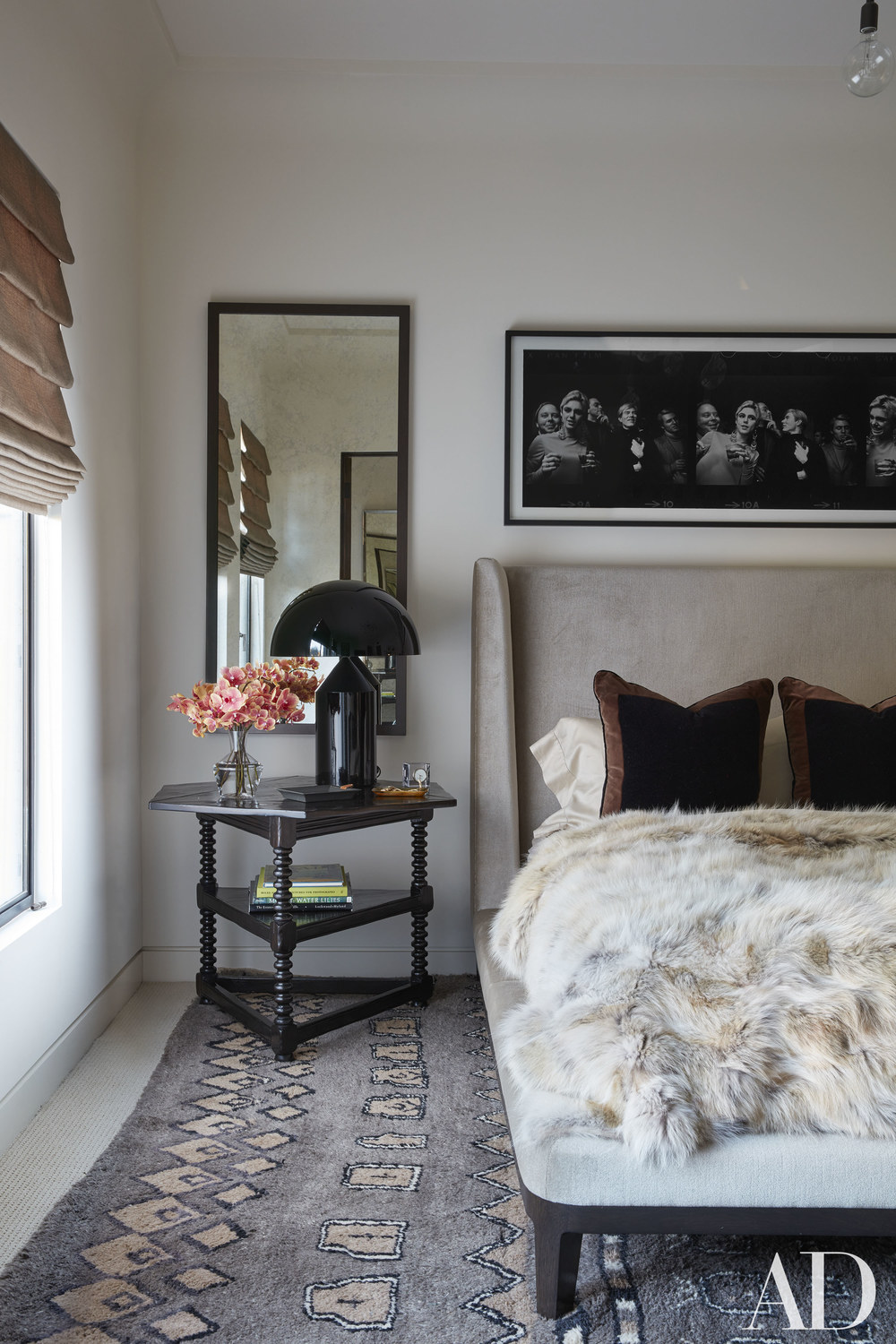 One of Kourtney's Guest Rooms