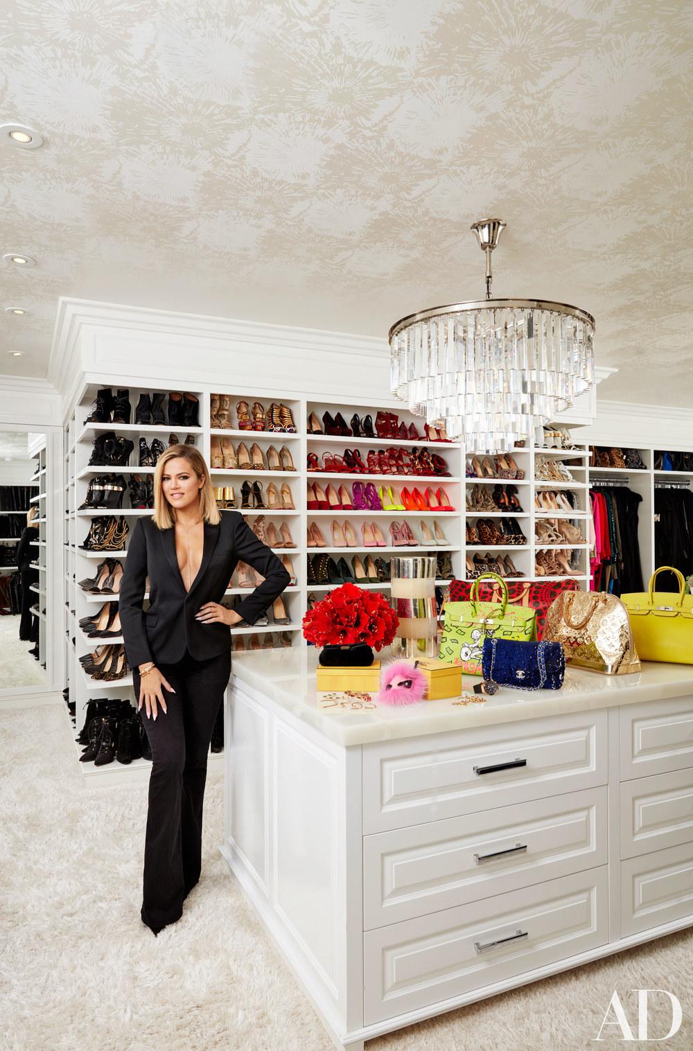 Khloe's Master Closet