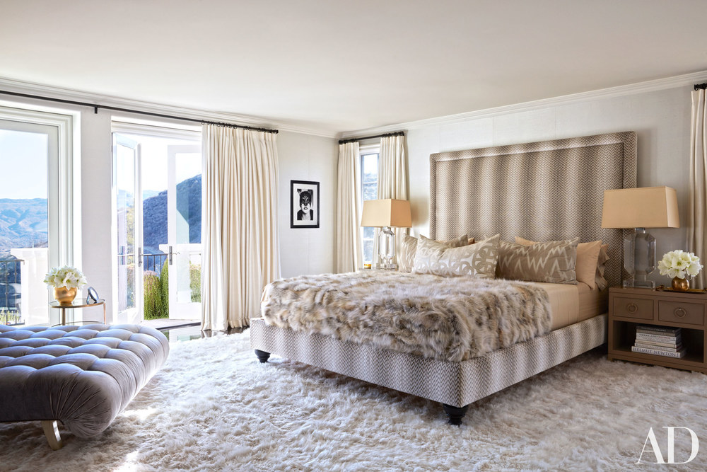 Khloe's Master Bedroom