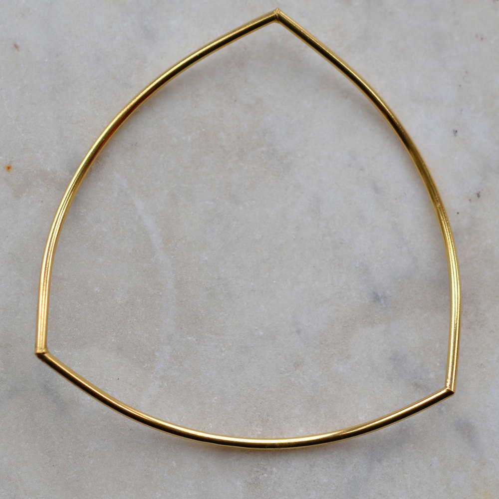VERMEIL SAIL BANGLE
