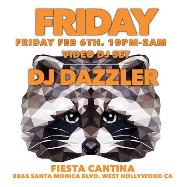 It's #friYAY! @fiestacantina tonight. Be there! #fiestacantina #westhollywood #weho #boystown #sanvicente #santamonica #yay