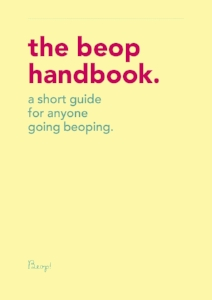 Download the complimentary Beop Handbook, here. Novel and Handbook design by Ryan Henderson and Alicia Christie.