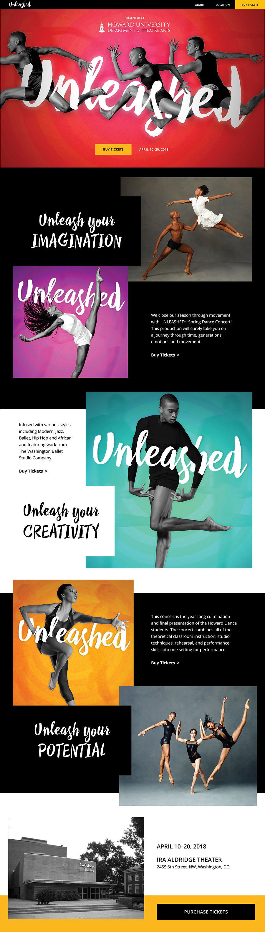 unleashed-dance-showcase-website