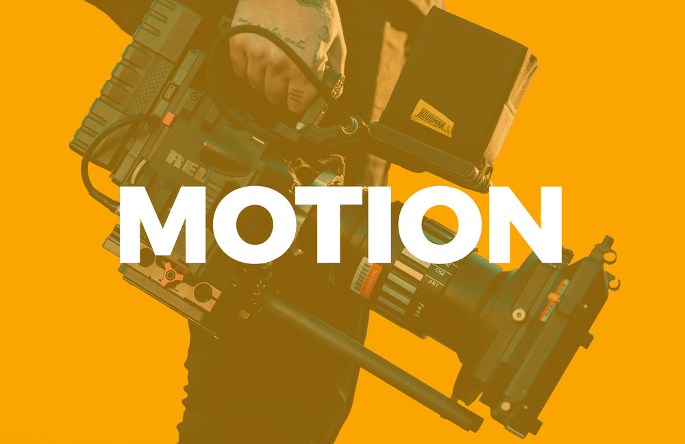 Video & Motion Graphics