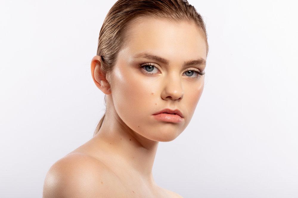 Model |   Laila    Makeup Artist |   Yvette
