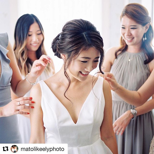 #Repost @matolikeelyphoton from @arielmin's wedding last month ・・・ // I get by with a little help from my friends💕✨. Film lab @photovisionprints | Film @kodakprofessional . Makeup and hair|@floramakeuphairteam • • • • •  #wedding #weddinghairstyle  #weddingmakeup #weddingmakupartist #weddingmua#sandiegowedding #sandieweddingmua #sandiegobride #sandiegobridal #sandiegobridalmakeup #sandiegobridalmua #sandiegomakeupartist  #sandiego  #sandiegoAirbrushmakeup #sdwedding #sdmua  #bridalhair #bridalmakeup #bridalhairstyle #California  #bride #bridal #sandiegoairbrush #makeover  #tempuairbrush