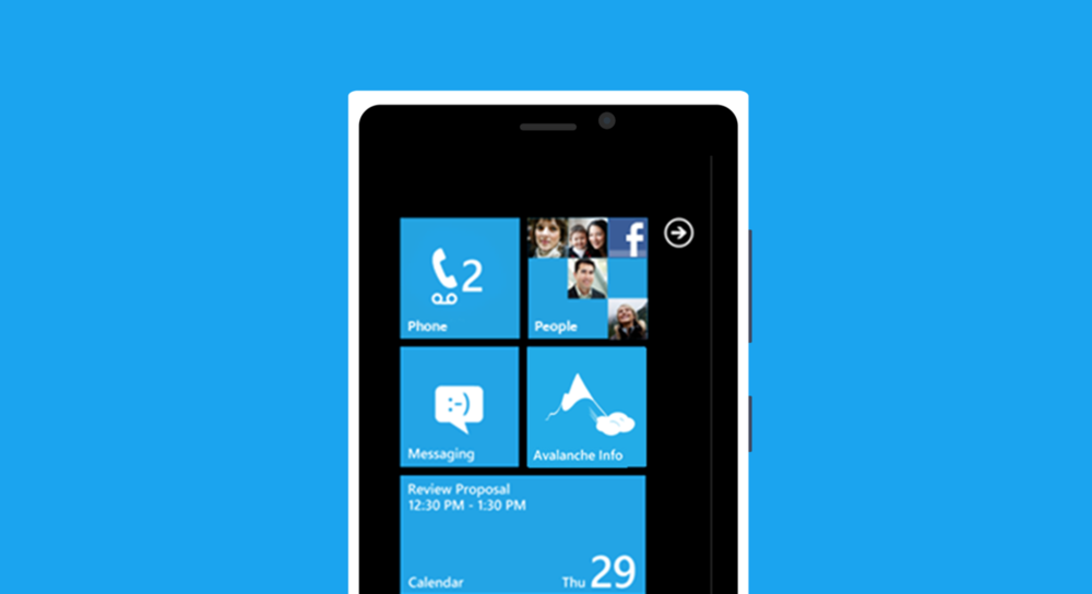 You Make IT Smart - I participated in the You Make IT Smart campaign for Windows Phone, led by Microsoft Switzerland. I created icon and interface designs for three Windows phone applications.