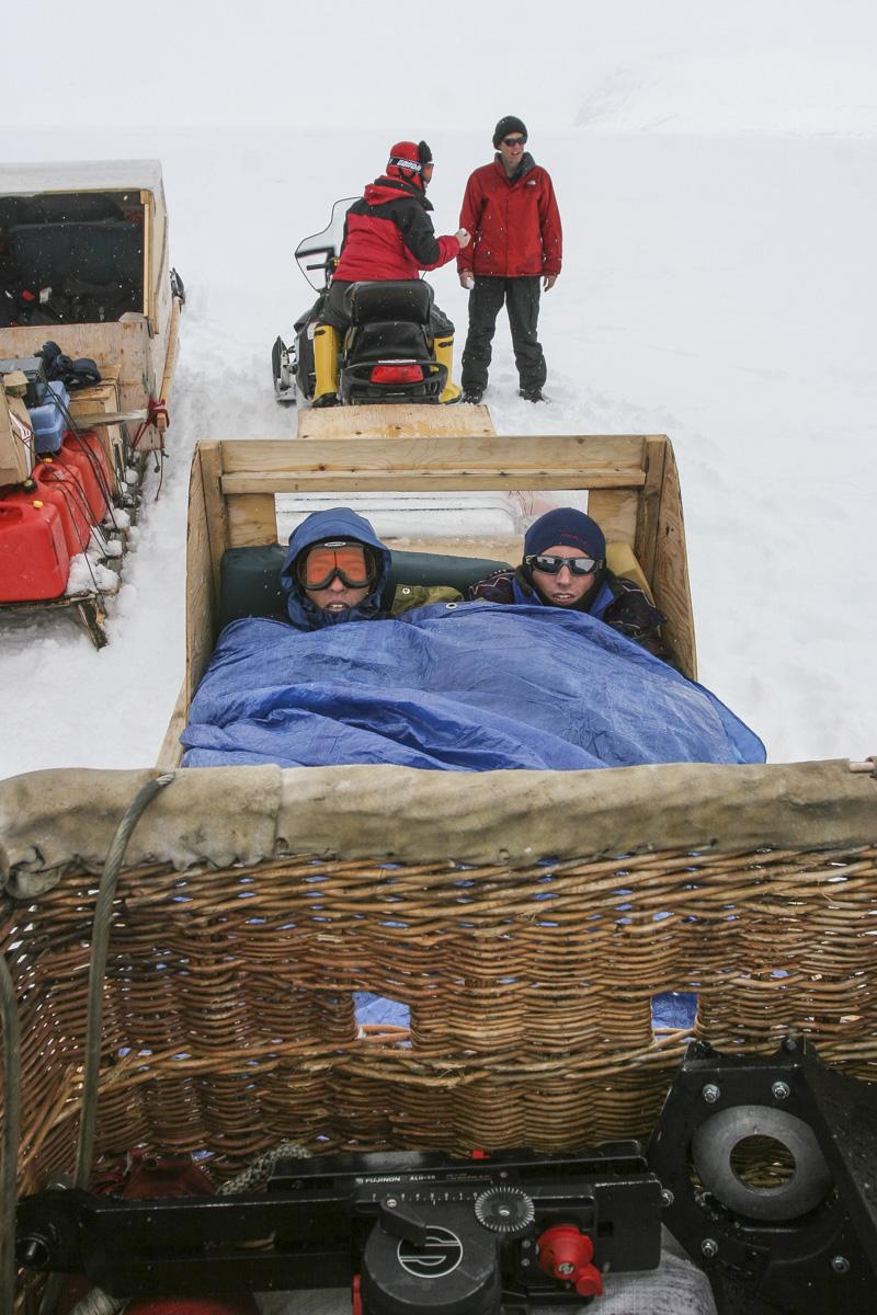 arctic equipment baffin comfort
