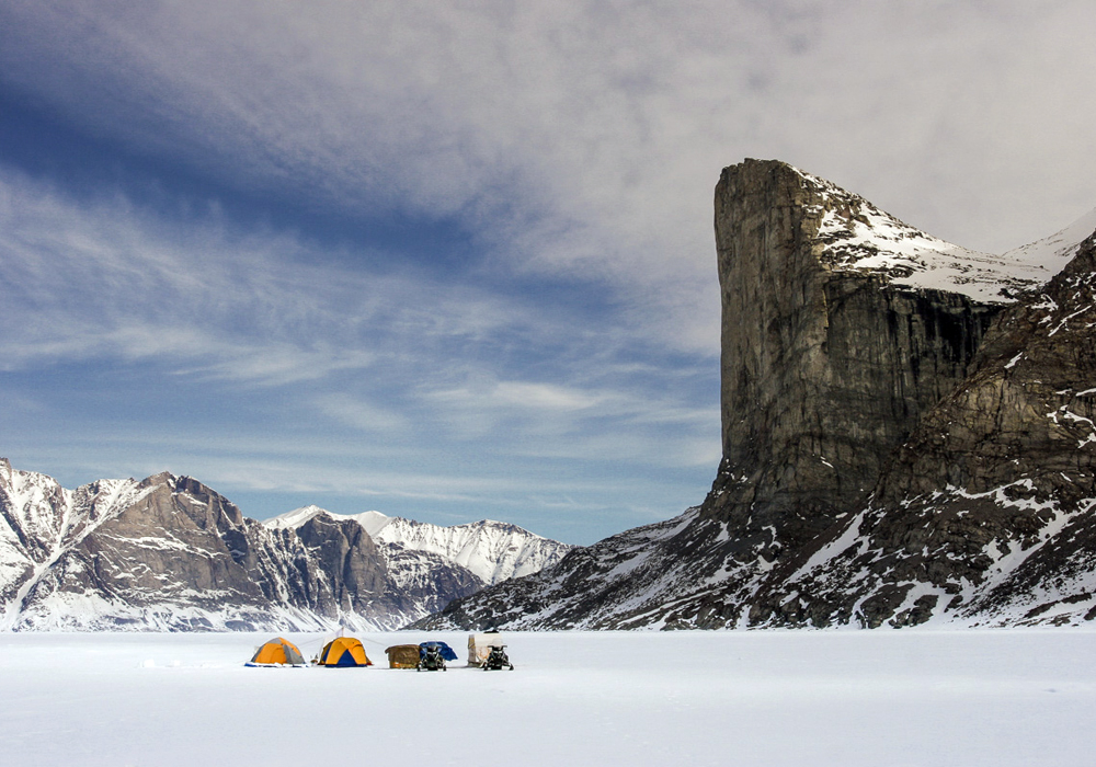 Baffin Safari cliffs snow arctic camps tours guides groups host guests.jpg