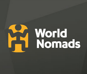 world nomads logo epic snow partner insurance