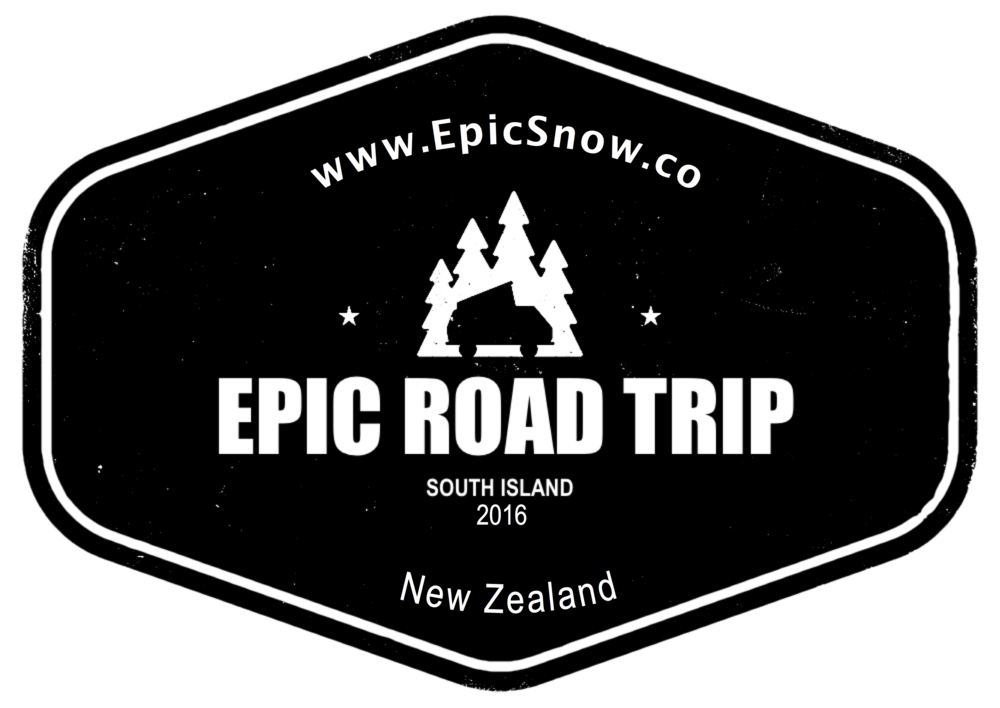 EPIC ROAD TRIP LOGO EPIC SNOW