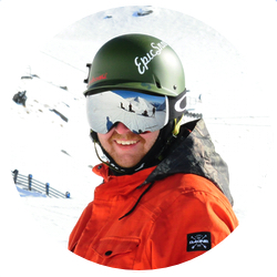 Jake Deakin epic snow image