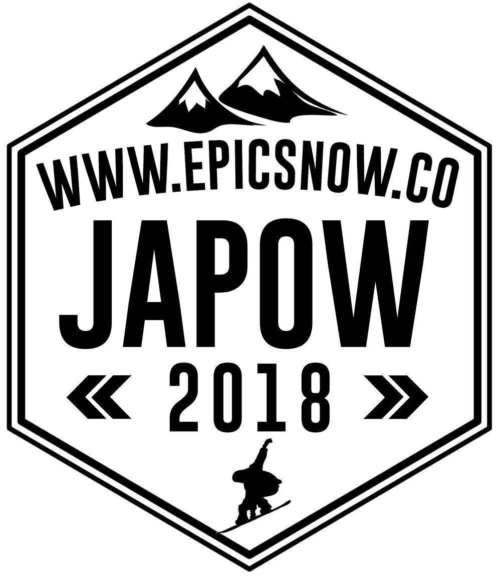 japow 2018 tour logo