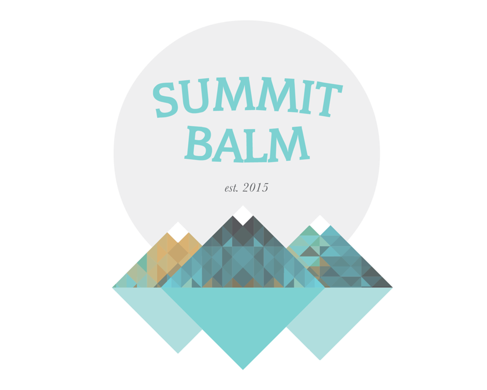 summit balm logo partners