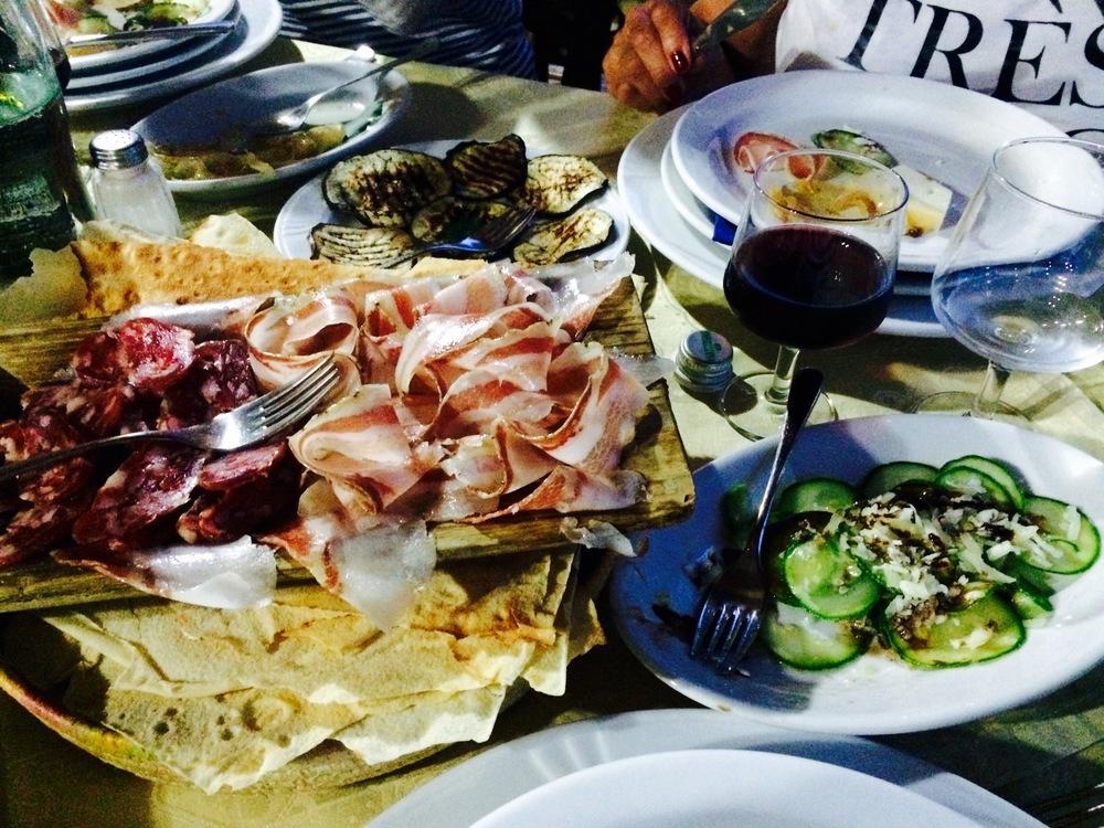 Sardian food