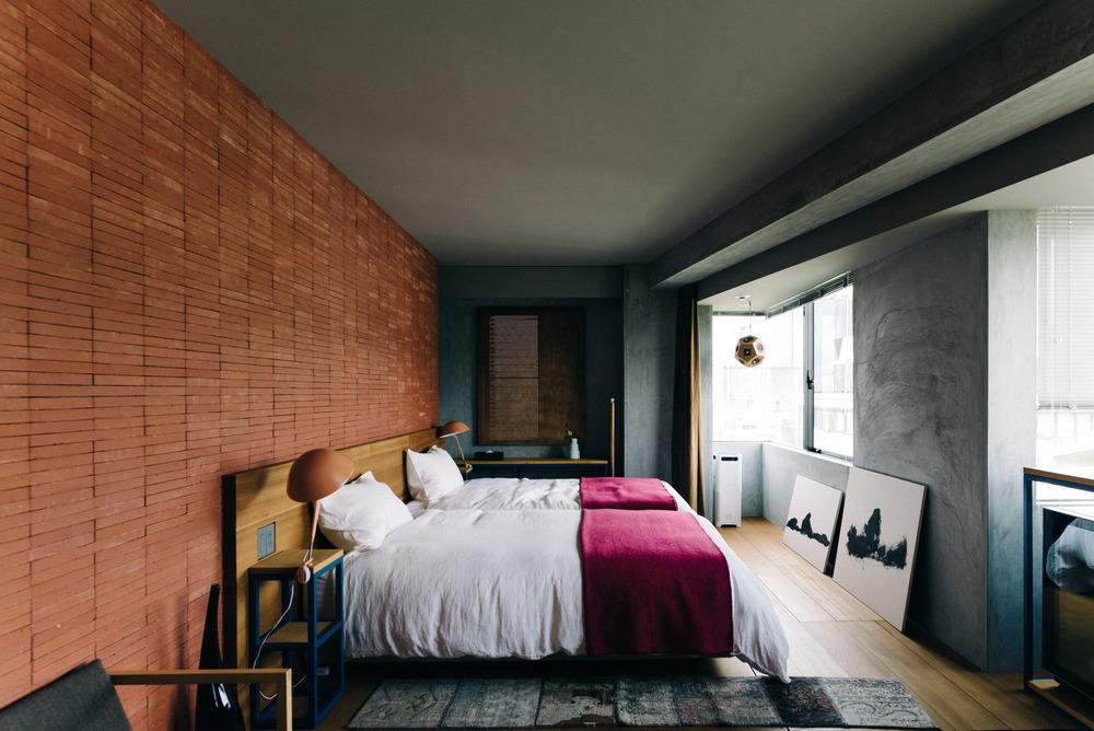 Bijuu Hotel, Kyoto<a href=/bijuu-hotel>→</a><strong>Luxury design hotel</strong>