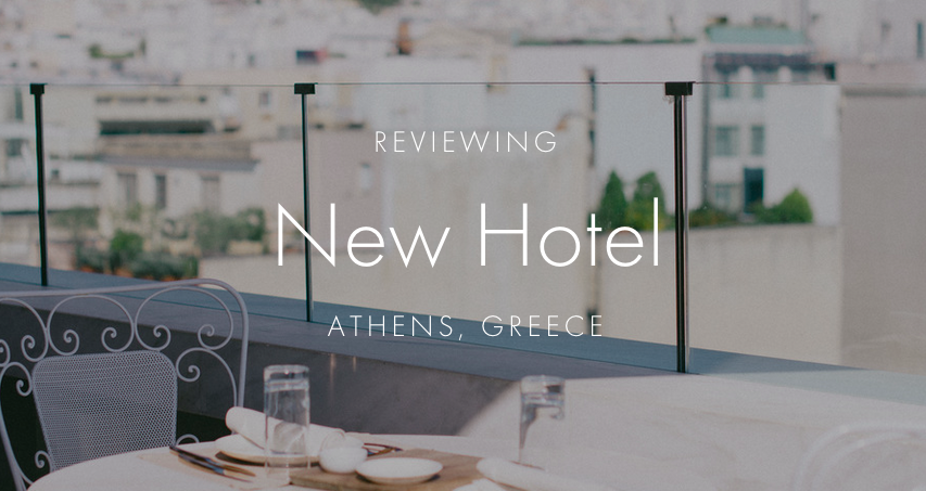 new hotel athens review