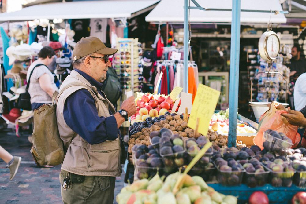 market-athens