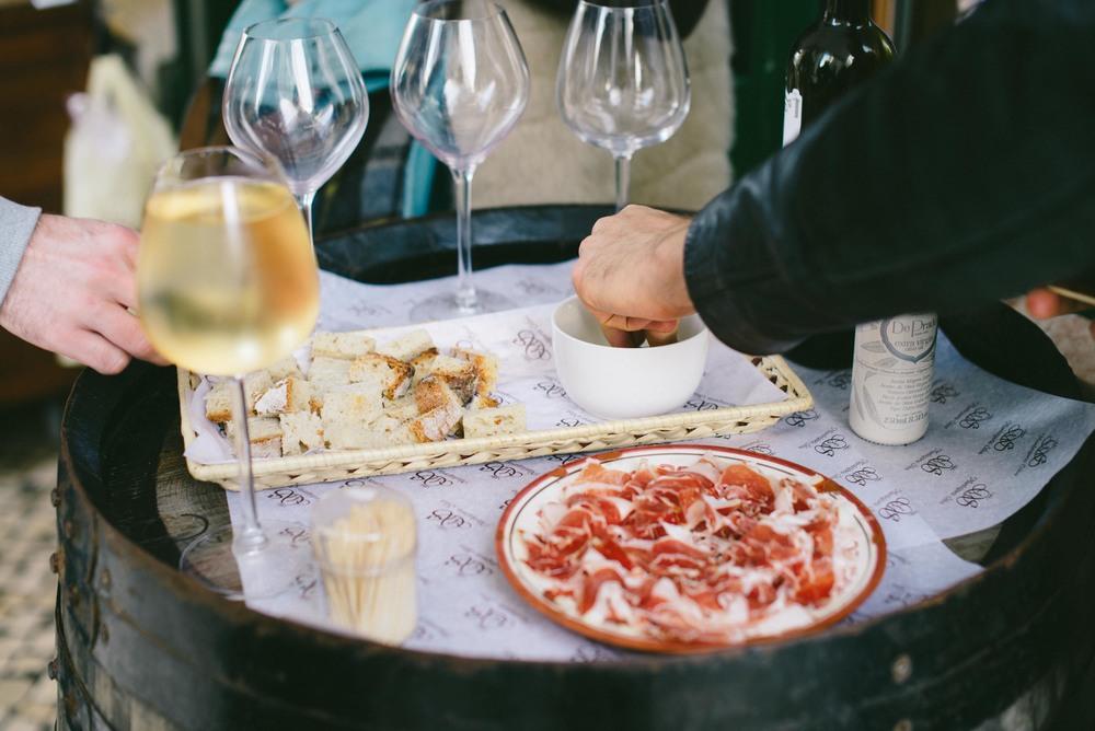 "<strong>FOOD TOUR: TASTE OF LISBOA</strong><a href=""/taste-of-lisboa"">LISBON, PORTUGAL »</a>"
