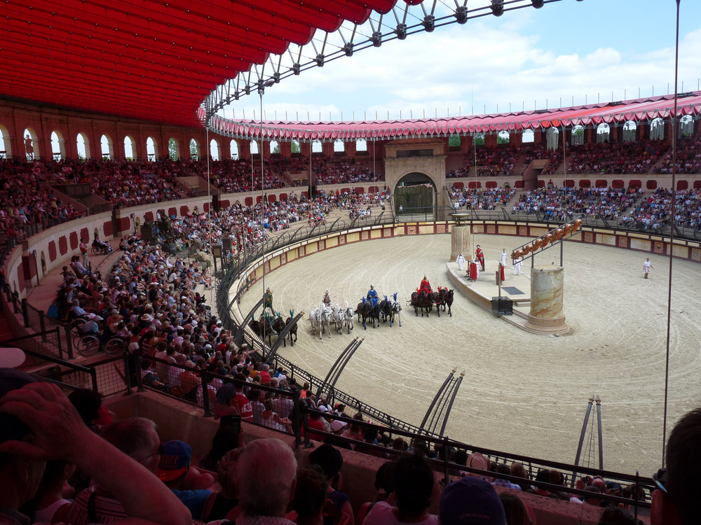 The number one theme park in the world is a must - Puy du Fou