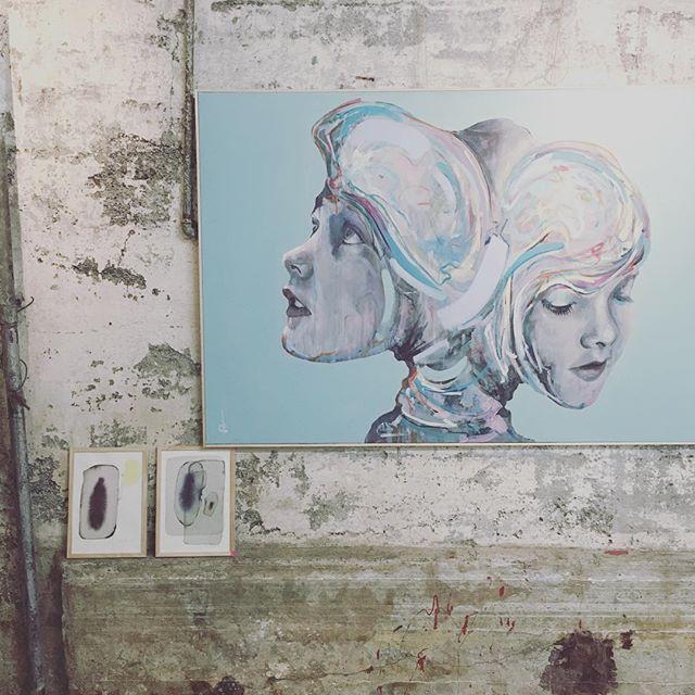 ⚡️sumUMmyndan/from now 2 saturday⚡️ #painting #architectureporn #architecture #danskkunst #samtidskunst #contemporaryart #modern #kadkdk #bobedre #selfie #analog #dc #not #lecorbusier #nor #scarpa #ink #water #fine #fineart #transformation #visitfaroeislands #torshavn #chillin #kunst #growingup #nordiskehjem #portrait #girls #interiordesign