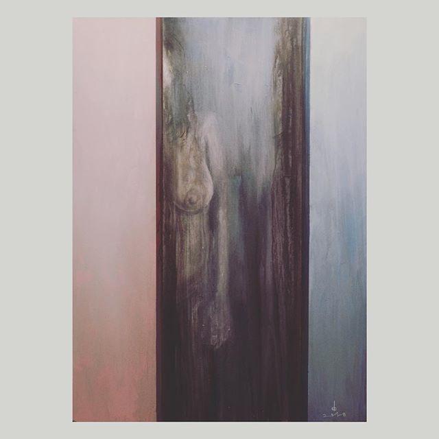 ⚡️FærøExpo18 @bredgade_kunsthandel 🤘 until feb. 28⚡️ 'maybe:3' #faroeislands #architecture #architectureporn #fineart #figurative #abstract #expression #danish #kadkdk #royalacademy #kunst #billedkunst #slumerican #juggalo #modern #modernism #pale #pastel #nordic #design #artshow #gallery #slum #drugs #portrait #bobedre #samtidskunst #nordiskehjem #nude #mamma