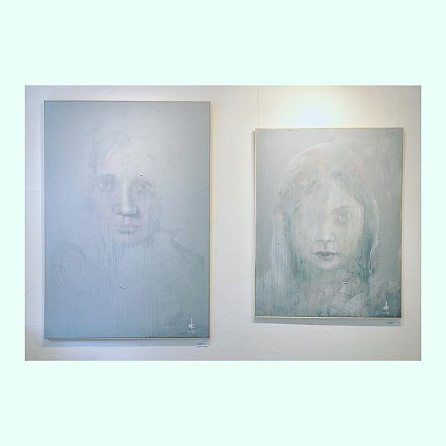 "⚡️Exhibition ""5 Faroese Artists"" at @gallerynordoy feat. @johanmartinchristiansen - @beintaavreyni - @annikagregoriussen - @wood.woman ⚡️ Hedebygade 2/1753 Copenhagen - #contemporaryart #artshow #exhibition #samtidskunst #kunst #list #portrait #grey #face #abstract #modern #nordiskehjem #boligindretning #danishdesign #visitfaroeislands #copenhagen #architecture #artporn #fade #light #indretning #bobedre"