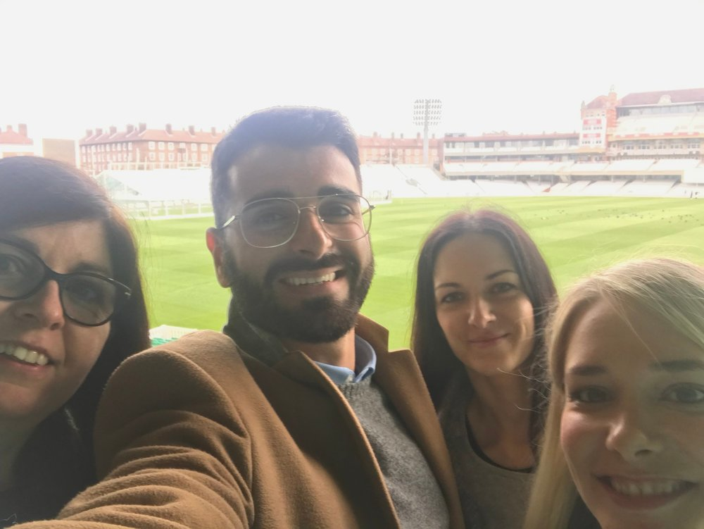 Safeguarding Conference at The Oval Cricket Ground 2019