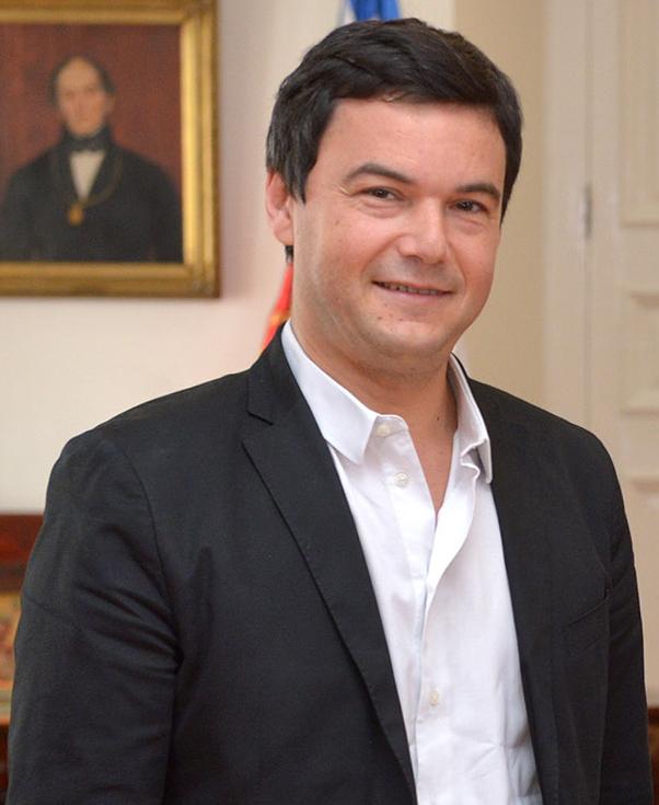 By Gobierno de Chile - File:Jefa de Estado recibió en audiencia al economista francés Thomas Piketty (16253086376).jpg, CC BY 2.0, https://commons.wikimedia.org/w/index.php?curid=38144959