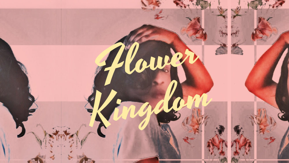 #FlowerKingdom - Msz Jkush may have reveal the the title and artwork cover of her upcoming single ?Go below to find out:
