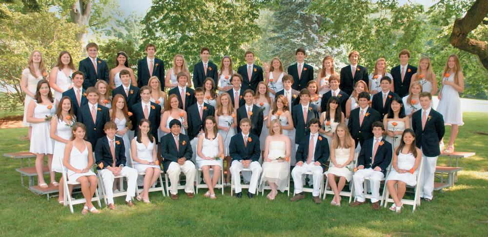 GCDS class of 2007.