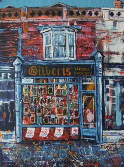 Gilberts Sweet Shop