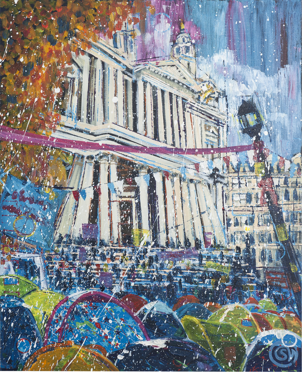 London, St.Pauls (Occupy)