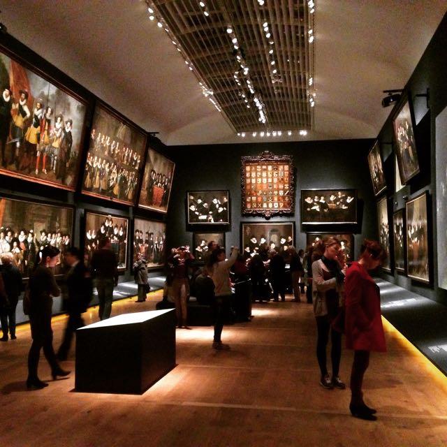Hollanders van de Gouden Eeuw @ Hermitage Amsterdam