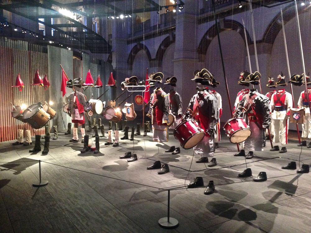 Grand Parade @ Tropenmuseum