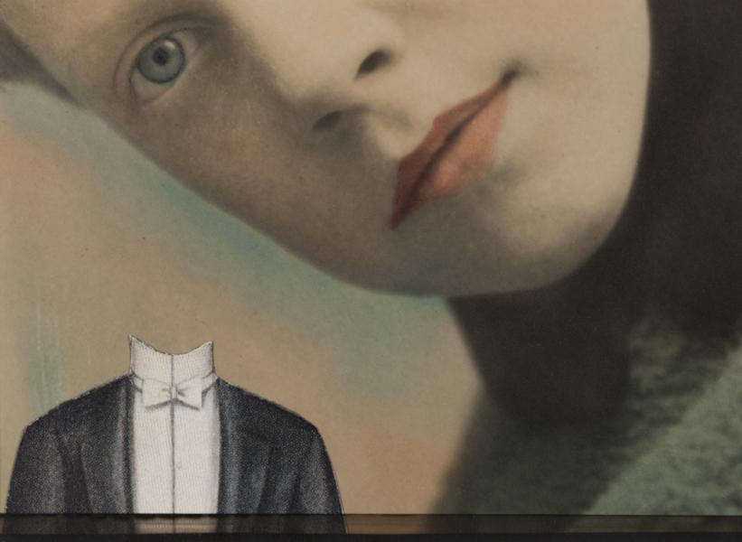 """""""Untitled,"""" Susan Goldstein"""