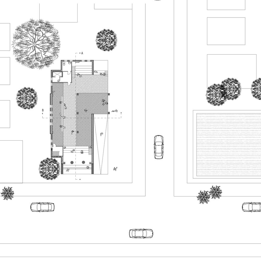 Plan - Floor 1