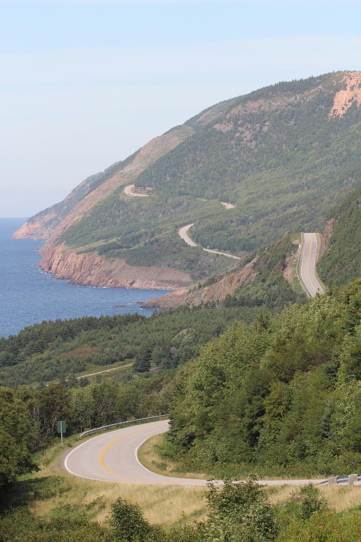 Chemin côtier, Cap Breton, Nouvelle Ecosse