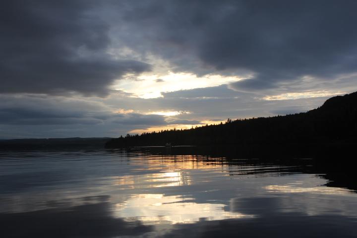 Parc National du Lac-Témiscouata, Qc
