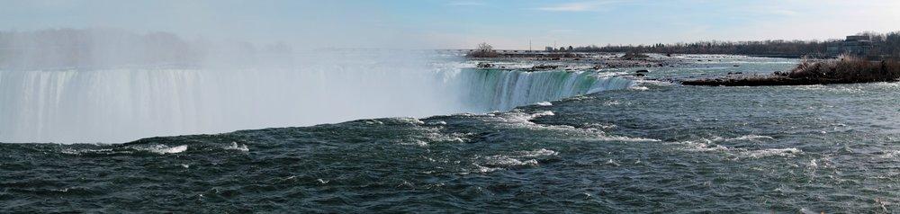 Chutes du Niagara, Toronto, On