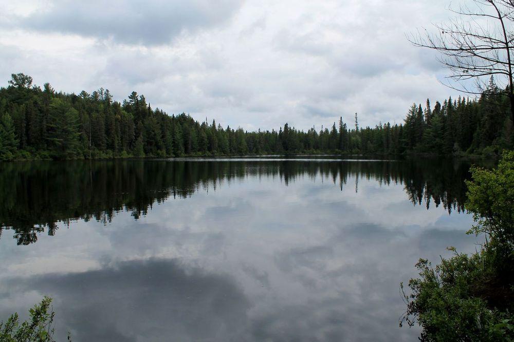 Randonnée Centennial Ridges, Algonquin Provincial Park, ON, Canada