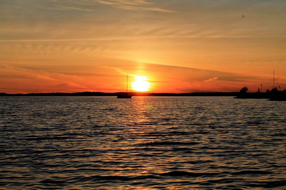 Port de Parry Sound, ON, Canada