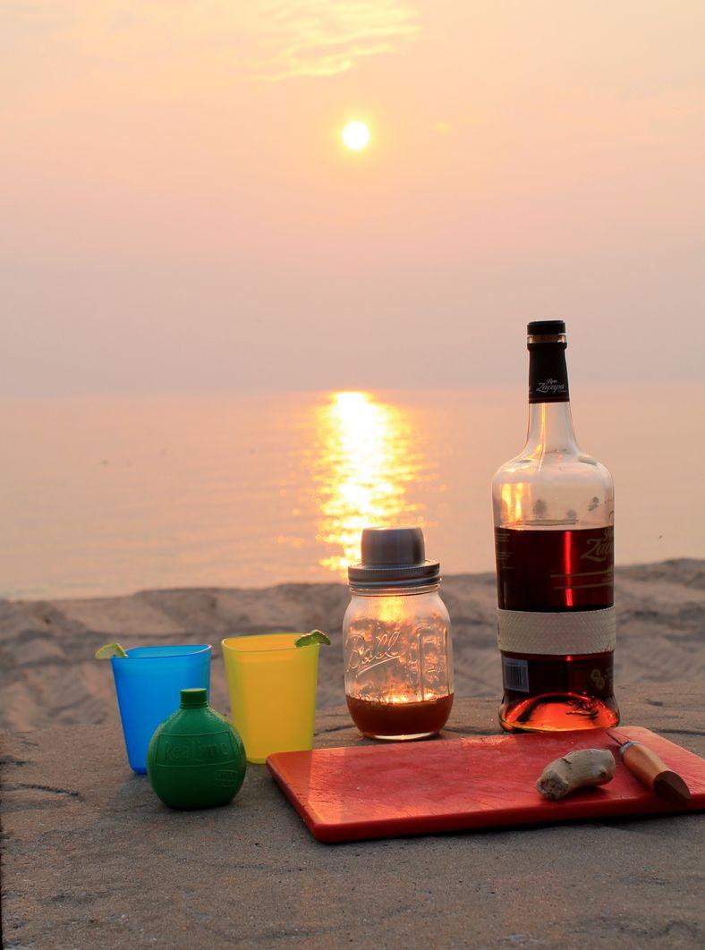 Empire, Sleeping Bear Dunes National Lakeshore, MI, USA - - - - Merci à KK et Fabien pour avoir contribué à ce moment de plaisir !