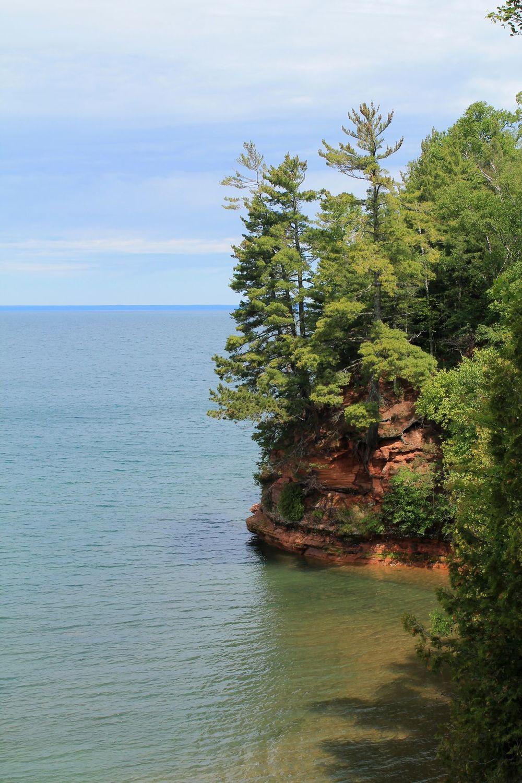 Apostle Islands National Lakeshore, WI, USA