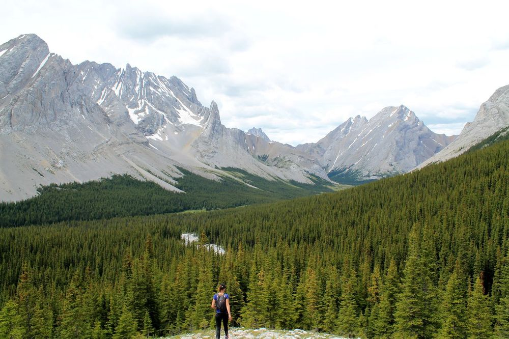 Mont Rae, Peter Lougheed Provincial Park, AB, CA