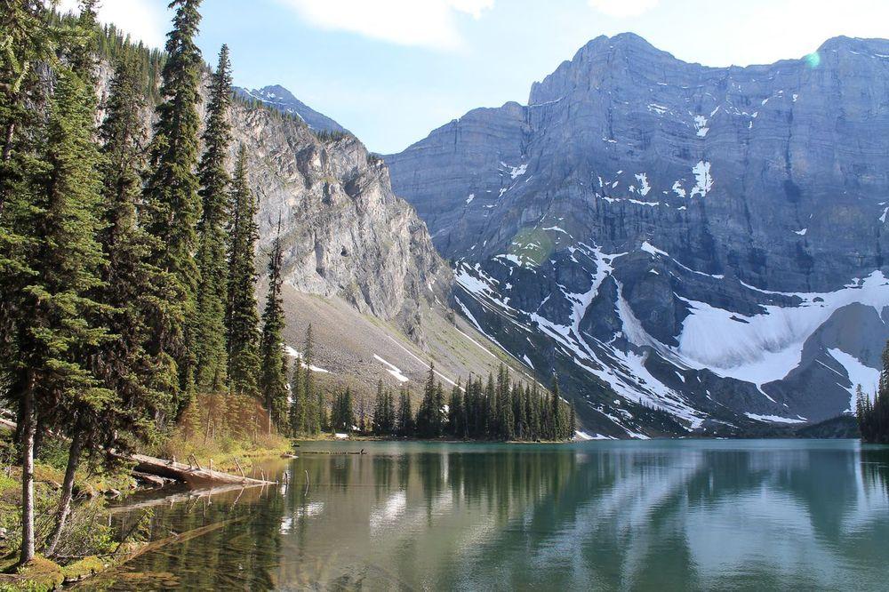 Ramson Lake, Peter Lougheed Provincial Park, AB, CA